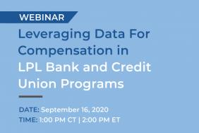 webinar leveraging data for compensation
