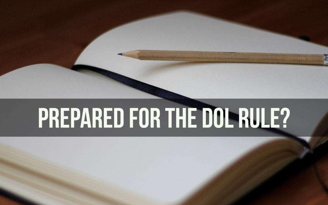 DOL Fiduciary Rule Compliance