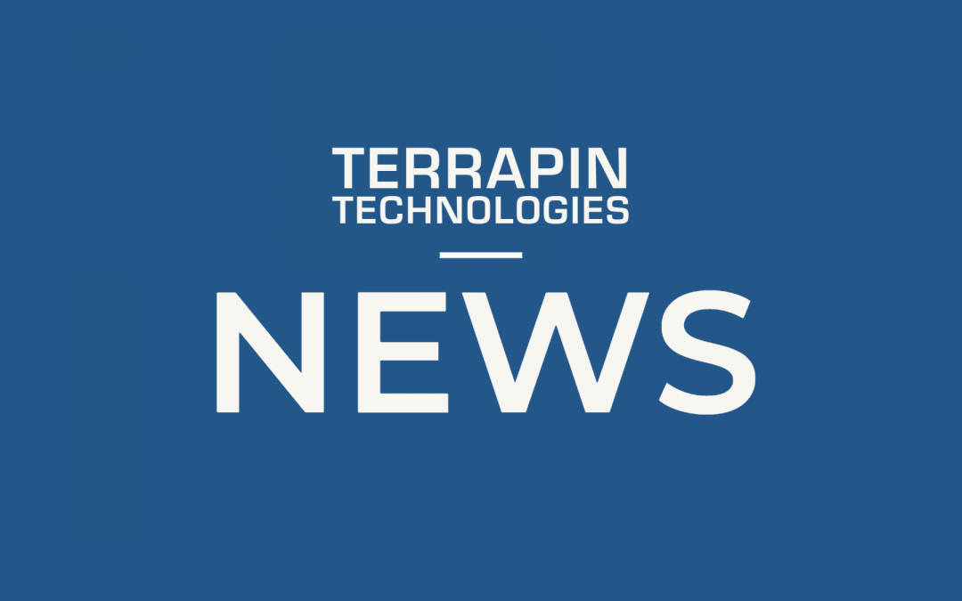 news from Terrapin Technologies
